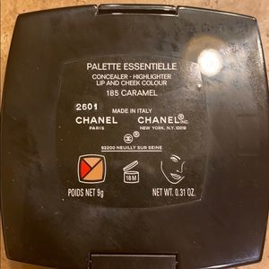 Barely used Chanel palette essentielle
